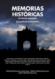 Memorias históricas