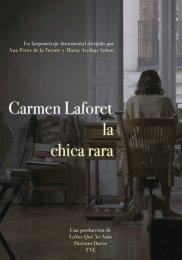 Carmen Laforet. La chica rara