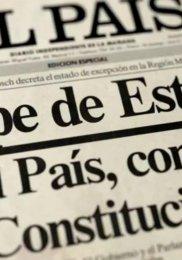 El País, con la Constitución