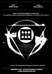 Enoc the resplendent stargate film