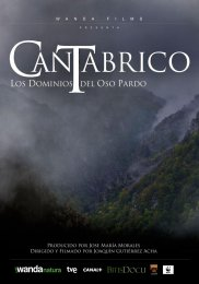 Cantábrico, wildlife in the north of Spain