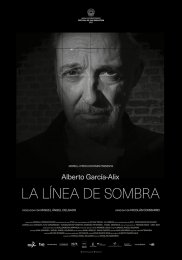 Alberto García-Alix. The shadow Line