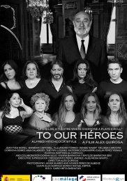 A nuestros héroes