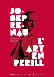 Josep Renau, el arte en peligro